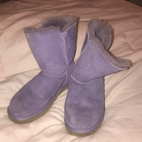 UGG Shoes   Limited Edition Purple Uggs
